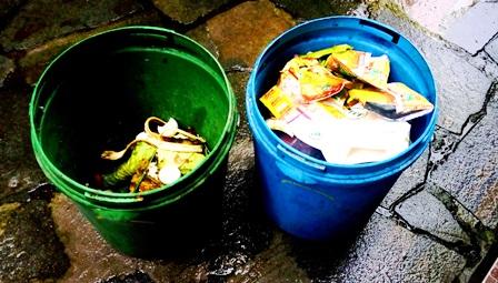 ガントックのゴミの分別