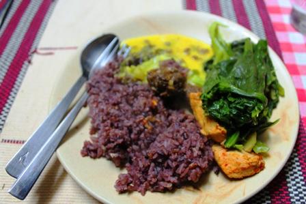 ナガランド料理:家庭料理