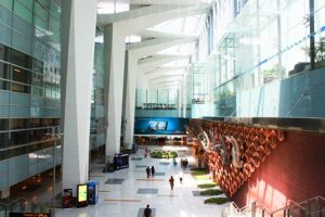インドEビザ:デリー空港第3ターミナル