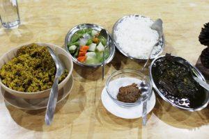 メガラヤ料理