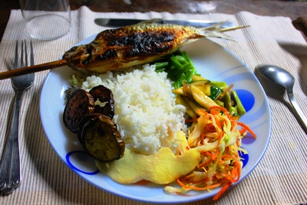 アルナーチャル・アディ族料理