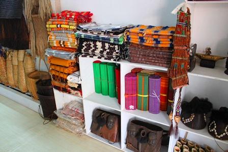 インド雑貨買付け:ナガランド特産品